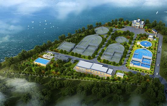 闽清县白金工业园区污水处理厂(EPC项目)
